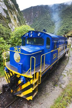 Peru Rail, Machu Picchu, Peru - IF I VISUALIZE THIS OFTEN ENOUGH, I'LL GET THERE, RIGHT?