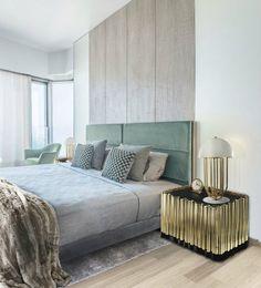7 Outstanding nightstands by Boca do Lobo for luxury bedrooms