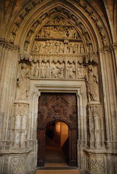 Puerta preciosa pamplpona - Catedral de Santa María la Real de Pamplona