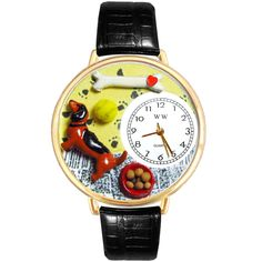 Dachshund Watch by WhimsicalGiftsForYou on Etsy https://www.etsy.com/listing/237273804/dachshund-watch