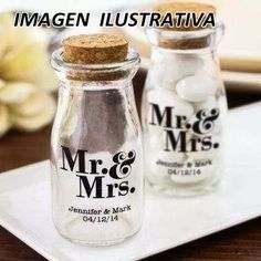 souvenirs originales botellas frases positivas bodas 15 años