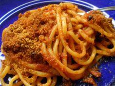 'Pasta chi masculini': ricetta del piatto classico dei mari e dei monti della tradizione catanese - Siciliafan