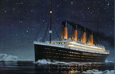 Revealed: What really happened to the Titanic