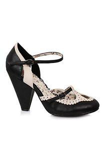 Bettiepage BP403 Alicia 4 inch Closed Toe Heel | eBay