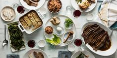 Classic Passover Meal | Don't mess with success—this holiday feast will win praise from the pickiest guests.