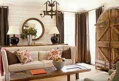 Tips for nailing that Napa Valley style on our blog: https://www.onekingslane.com/live-love-home/napa-style/