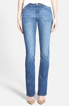 DL1961 'Elodie' Bootcut Jeans (Scout) available at #Nordstrom