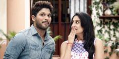 Allu Arjun and Regina Casandra Rock In OLX Ad