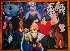 Disney Villains by MattesWorks on deviantART