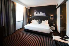 Be Manos Hotel - 1070 Bruxelles, Belgique  http://www.hotelscheris.com/fr/hotels-preferes/hotel-be-manos-hotel.html