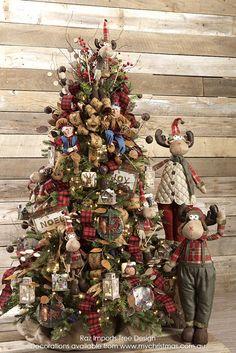 2016 Christmas Tree Ideas   Christmas Tree Themes - 2016, Part 1 - My Christmas…