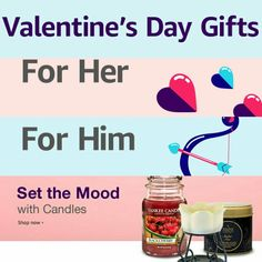 Get the Perfect Gift this Valentine's Day at Amazon http://amzn.to/2kqXTXl