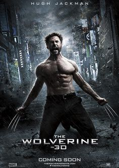 """When does The Wolverine come out on DVD and Blu-ray? DVD and Blu-ray release date set for December Also The Wolverine Redbox, Netflix, and iTunes release dates. """"The Wolverine"""" features Hugh Jackman as the tough comic book superhero. The Wolverine, Wolverine Poster, Wolverine Movie, Film Movie, Film D'action, Bon Film, Hugh Jackman, Movie Posters, Persona"""