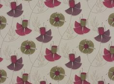 Ordense 2109 by Villa Nova Drapery, Berries, Weaving, Textiles, Upholstery Fabrics, Colours, Wallpaper, Prints, Painting