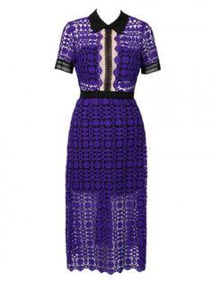 Cobalt blue #dress
