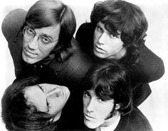 The Doors circa 1967