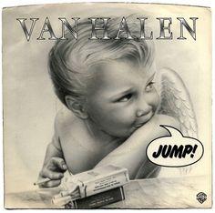 Jump b/w House Of Pain. Van Halen, Warner Bros. Records/USA (1983)