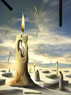 ♂ Dream imagiantion surrealism surreal art Sinaleiros by Marcel Caram Surrealism Painting, Pop Surrealism, Fantasy Kunst, Fantasy Art, Salvador Dali Kunst, Salvador Dali Paintings, Art Visionnaire, Surreal Artwork, Rene Magritte
