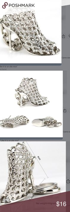 New vogue high heel shoe keychain or bag charm 4 available- bundle up and save Bags