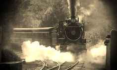 A picture of Engine 190 at Tweetsie Railroad Jun 2013