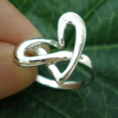 Heart Infinity or Eternity Love symbol