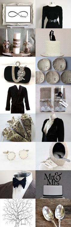 A Formal Affair by DivineOrders on Etsy