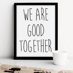 So good!  #home #decoration #wall #wallart #fulloflove #fullofloveofficial #frame #cerceve #art #typography #çerçeve #hediye #gift #love #shop #shoping #alışveriş #truth #life #quote  #tasarım #tipografik #motivaonalquote #positivity #instalove
