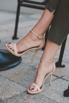 high heels – High Heels Daily Heels, stilettos and women's Shoes Nude Sandals, Nude Shoes, Shoes Heels, Heeled Sandals, Nude Pumps, Dress Sandals, Sandal Heels, Nude Strappy Heels, Dress Shoes