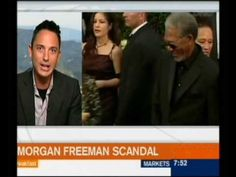 MORGAN FREEMAN SCANDAL...having affair with granddaughter...