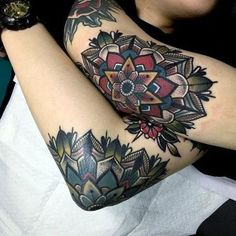 Mandala Tattoo Designs (1)