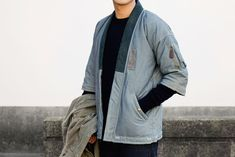 visvim FW15 Sanjuro Kimono Down Jacket | #visvim #havenshop