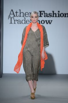 Artisan summer linen dress. 100% Natural fabrics Greek Islands, Summer Collection, Artisan, Fabrics, Spring Summer, Natural, Dresses, Fashion, Craftsman
