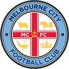 Melbourne City crest.