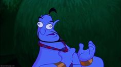 """Robin Williams improvised much of the dialogue used in the film. He recorded almost 16 hours of ad-libbed dialogue.   19 Things You Might Not Know About """"Aladdin"""""""