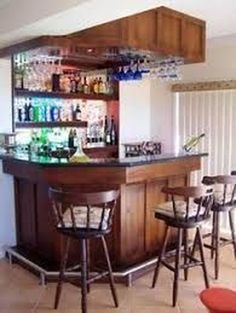 More information & 45+ Admirable Rustic Home Bar Designs For When You Really Need That ...