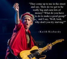 Keith Richards Quote 52