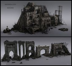 Hidden City Houses - Thief