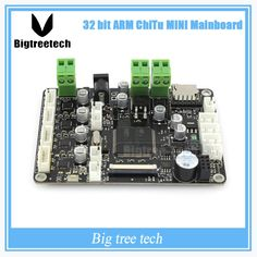 64.60$  Watch here - http://aliyx4.worldwells.pw/go.php?t=32644559309 - 3D Printer Motherboard ARM chip STM32 Mini V5.1 Single Extrusion Motherboard 3D0111 for Ultimaker Hbot CoreXY Delta and Kossel