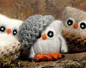 So Cute!  I love Owls.