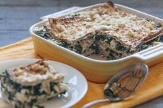 Spinach and Feta Matzoh Pie from 5 Delicious Recipes for Your Leftover Matzoh Slideshow