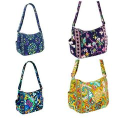 Vera Bradley On The Go New w/tags 5 color choices. Starting at $37