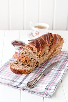 Pan-de-platano-y-canela-3. http://blogmegasilvita.com/2015/01/banana-bread-la-canela.html