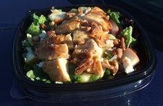 Wendy's Restaurant Copycat Restaurant: Apple Pecan Chicken Salad