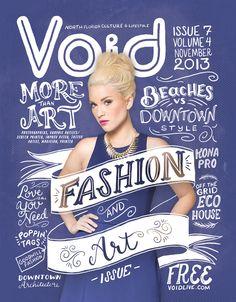 Void Magazine — Shauna Lynn Panczyszyn - Hand Lettering & Illustration