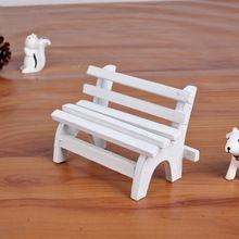 Parque Silla Reclinable Mini Miniatura Artesanal DIY Accesorios Artificial…