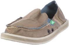 Sanuk Donna Shoe - Women's Blue, 8.0 * Be sure to check out this awesome product.