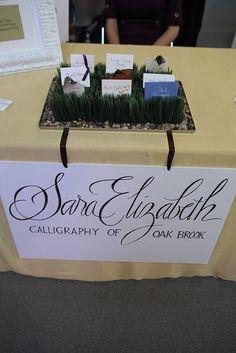 Sara Elizabeth Caligraphy
