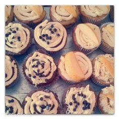 Appletines y Cupcakes de chocolate