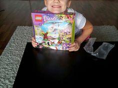 Der Aufbau es kann los gehen. .. #mytest #LEGO #LEGOFRIENDS