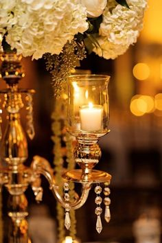 Elegance and Candlelight